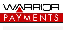 warrior payments